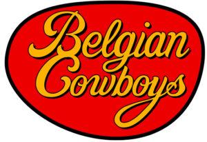 Belgian cowboys logo