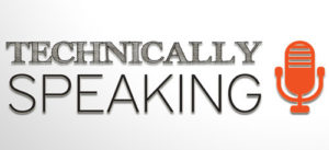 Technically Speaking Logo