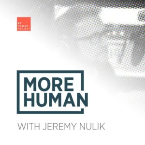 More Human Podcast logo